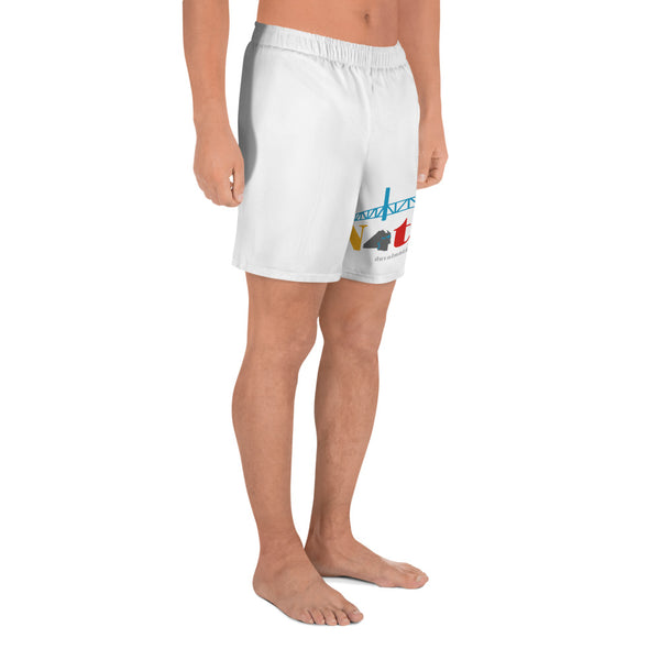 Duval Native Men's Athletic Long Shorts