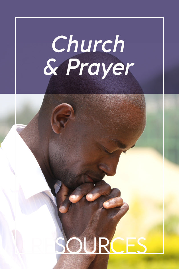 CHURCH / PRAYER Sale