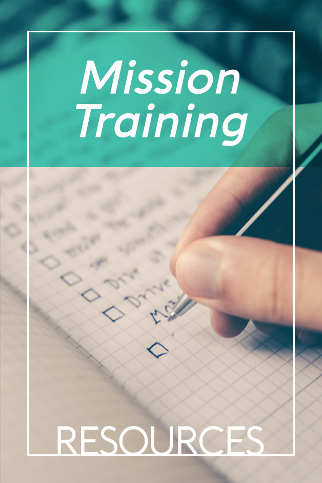 Mission Training Sale