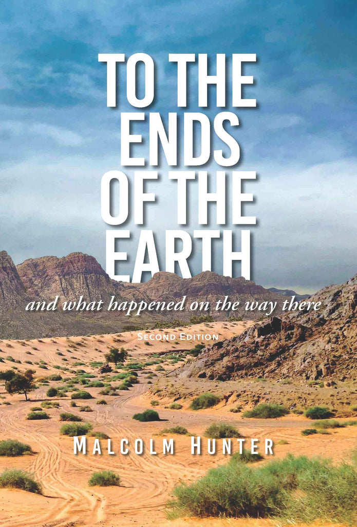 Cover of To the Ends of the Earthby Malcolm Hunter at MissionBooks.org