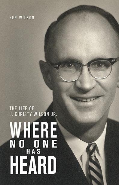 "Cover of the book ""Where No One Has Heard: The Life of J. Christy Wilson"" at MissionBooks.org"