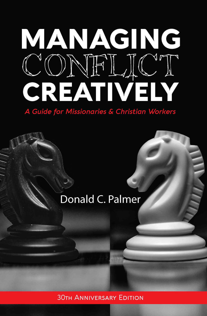 Managing Conflict Creatively (30th Anniversary Edition)