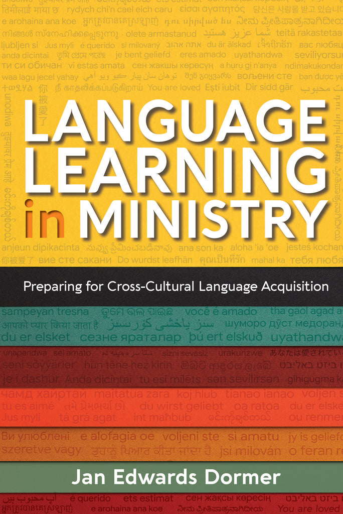 Language Learning in Ministry