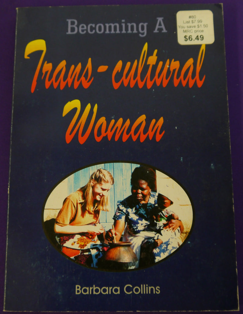 Becoming a Trans-Cultural Woman