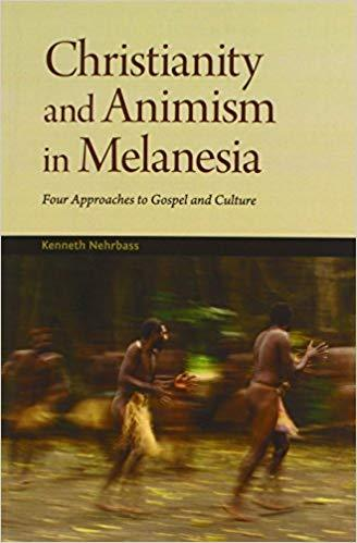 Cover of Christianity and Animism in Melanesiaby Kenneth Nehrbass at MissionBooks.org