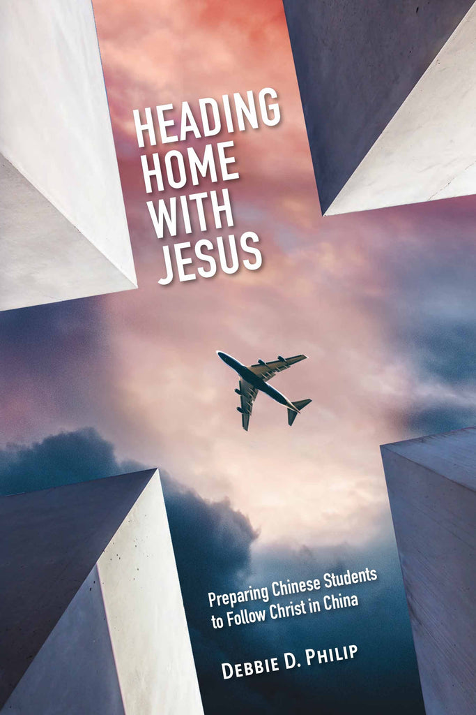 "Cover of the book ""Heading Home with Jesus: Preparing Chinese Students to Follow Christ in China"" at MissionBooks.org"