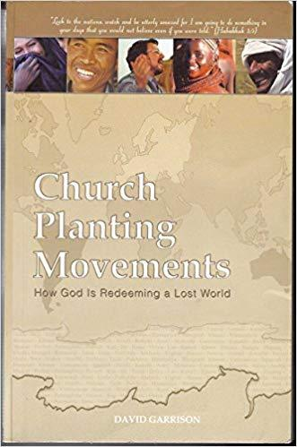Cover of Church Planting Movementsby David Garrison at MissionBooks.org