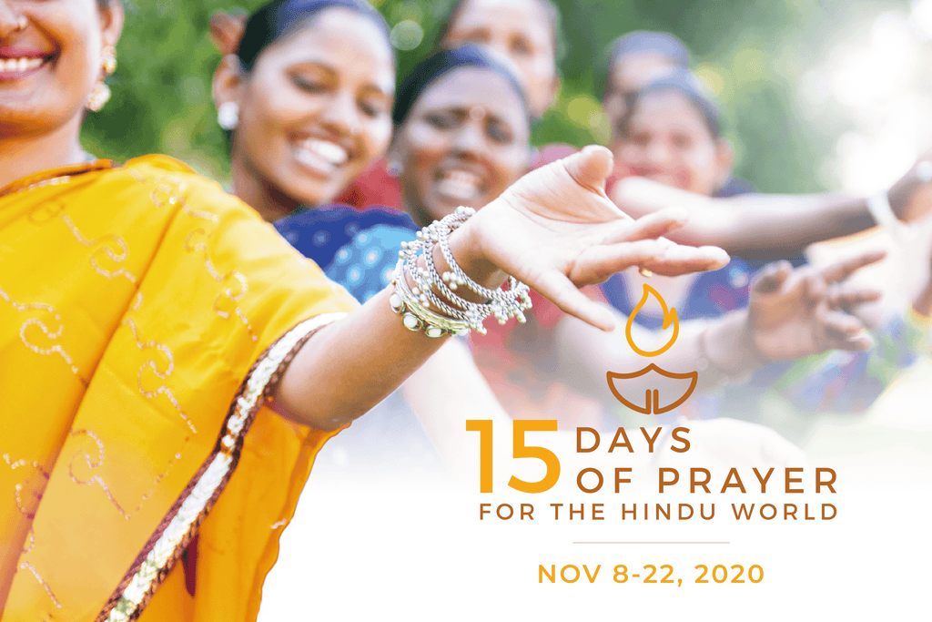 15 Days Of Prayer For The Hindu World (4th Edition)