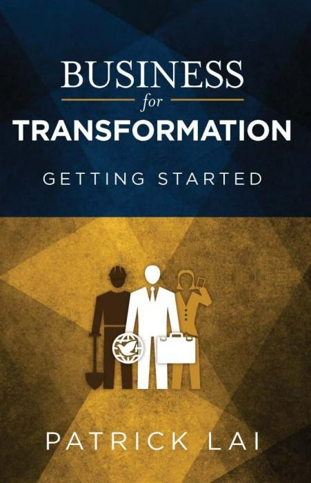 "Cover of the book ""Business for Transformation: Getting Started"" at MissionBooks.org"