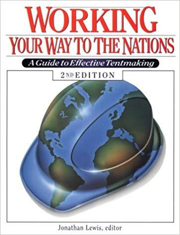 Cover of Working Your Way to the Nationsby Jonathan Lewis at MissionBooks.org