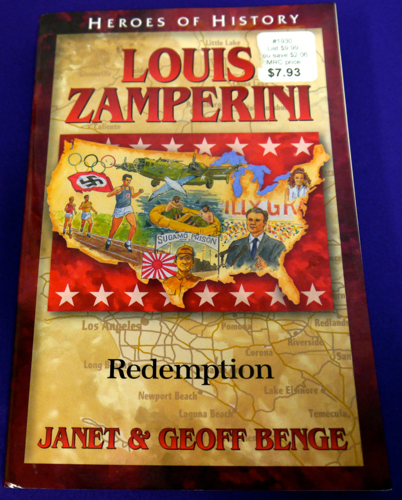 Louis Zamperini: Redemption