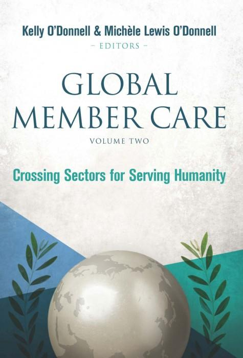 "Cover of the book ""Global Member Care Vol. 2: Crossing Sectors for Serving Humanity"" at MissionBooks.org"