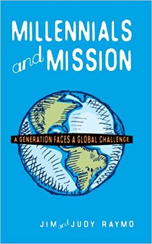 Cover of Millennials and Missionby Jim and Judy Raymo at MissionBooks.org