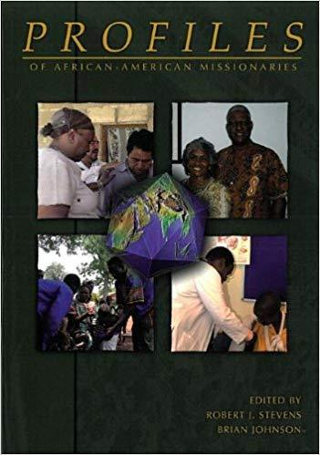 Cover of Profiles of African-American Missionariesby  at MissionBooks.org