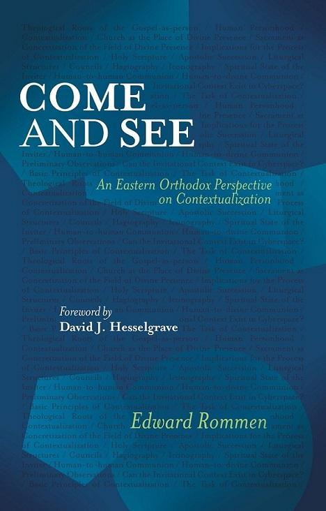 "Cover of the book ""Come and See: An Eastern Orthodox Perspective on Contextualization"" at MissionBooks.org"