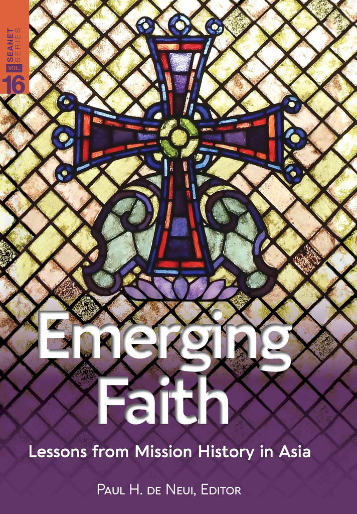Cover of Emerging Faithby Paul H. de Neui, editor at MissionBooks.org