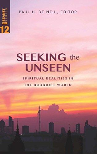 Cover of Seeking the Unseen (SEANET 12)by Paul H. de Neui at MissionBooks.org