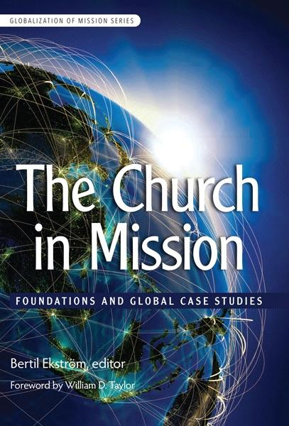 "Cover of the book ""The Church in Mission (WEA): Foundations and Global Case Studies"" at MissionBooks.org"