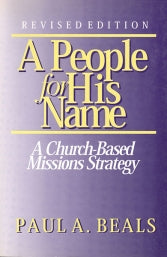 "Cover of the book ""A People For His Name"" at MissionBooks.org"