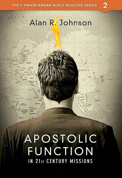 "Cover of the book ""Apostolic Function in 21st Century Missions: "" at MissionBooks.org"