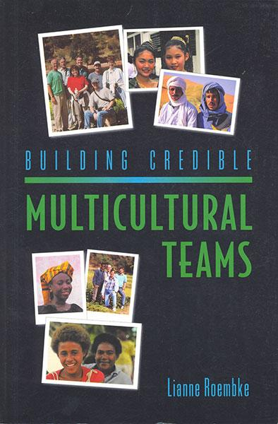 "Cover of the book ""Building Credible Multicultural Teams: "" at MissionBooks.org"
