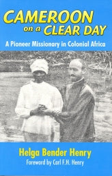 "Cover of the book ""Cameroon On A Clear Day"" at MissionBooks.org"