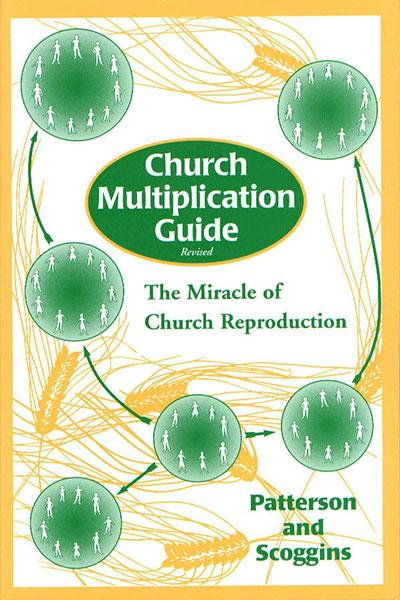 "Cover of the book ""Church Multiplication Guide (Revised Edition): The Miracle of Church Reproduction"" at MissionBooks.org"