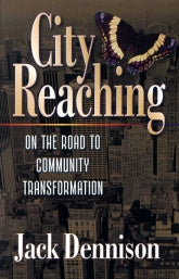 "Cover of the book ""City Reaching"" at MissionBooks.org"