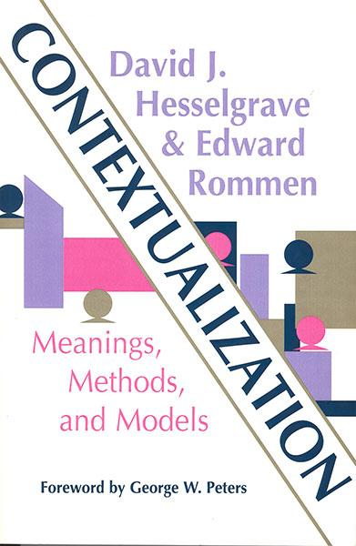 "Cover of the book ""Contextualization: Meanings, Methods and Models"" at MissionBooks.org"