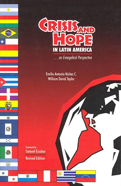"Cover of the book ""Crisis and Hope In Latin America: An Evangelical Perspective"" at MissionBooks.org"