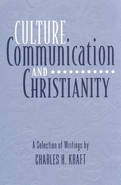 "Cover of the book ""Culture, Communication and Christianity: "" at MissionBooks.org"