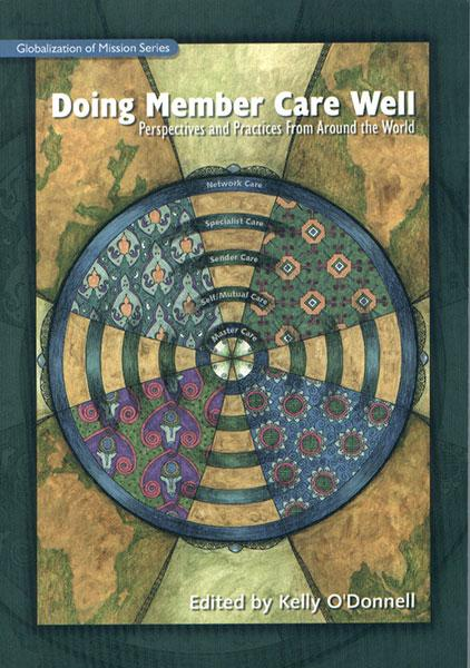 "Cover of the book ""Doing Member Care Well: Perspectives and Practices From Around the World"" at MissionBooks.org"