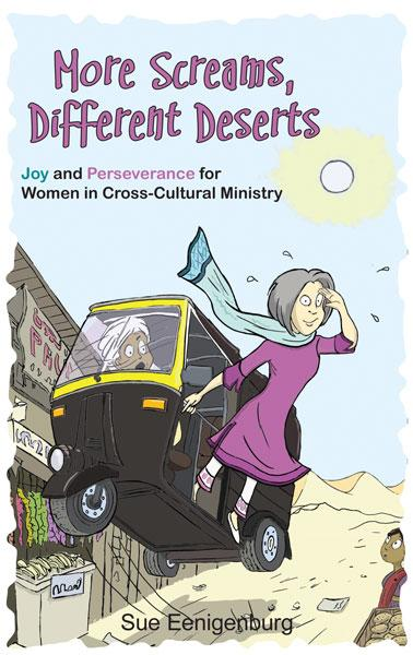 "Cover of the book ""More Screams, Different Deserts: Joy and Perseverance for Women in Cross-Cultural Ministry"" at MissionBooks.org"