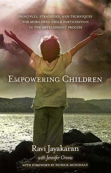 "Cover of the book ""Empowering Children: Principles, Strategies, and Techniques for Mobilizing Child Participation in the Development Process"" at MissionBooks.org"