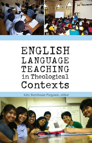 "Cover of the book ""English Language Teaching in Theological Contexts: "" at MissionBooks.org"