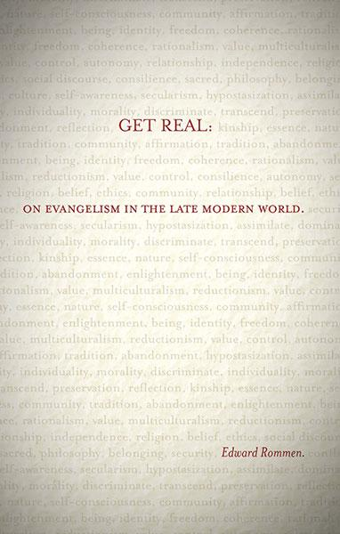 "Cover of the book ""Get Real: On Evangelism in the Late Modern World"" at MissionBooks.org"