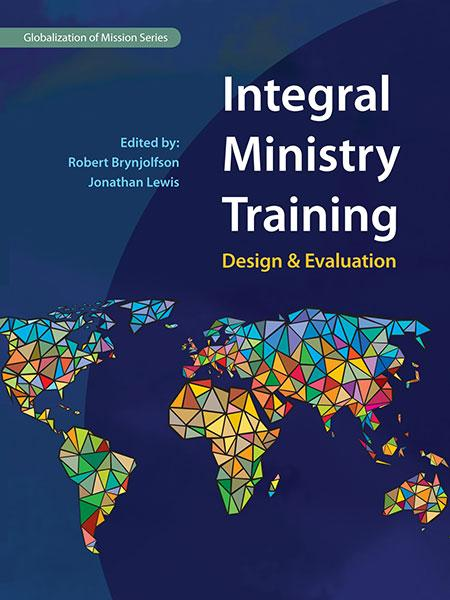 "Cover of the book ""Integral Ministry Training: Design and Evaluation"" at MissionBooks.org"