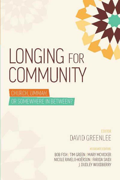 "Cover of the book ""Longing for Community: Church, Ummah, or Somewhere in Between"" at MissionBooks.org"