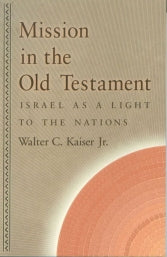 "Cover of the book ""Mission in the Old Testament"" at MissionBooks.org"