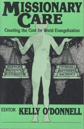"Cover of the book ""Missionary Care"" at MissionBooks.org"