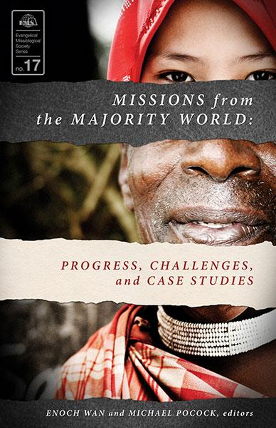 "Cover of the book ""Missions from the Majority World (EMS17): Progress, Challenges and Case Studies"" at MissionBooks.org"