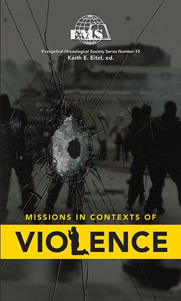"Cover of the book ""Missions In Contexts Of Violence (EMS 15): "" at MissionBooks.org"