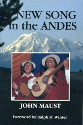 "Cover of the book ""New Song in the Andes"" at MissionBooks.org"