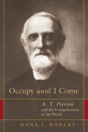 "Cover of the book ""Occupy Until I Come"" at MissionBooks.org"