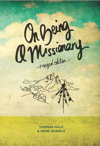 "Cover of the book ""On Being a Missionary: revised edition"" at MissionBooks.org"