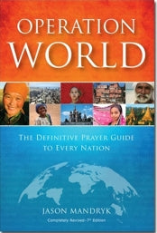 "Cover of the book ""Operation World 2010 7th Edition - Box of 10"" at MissionBooks.org"