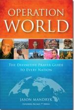 "Cover of the book ""Operation World 2010 7th Edition: The Definitive Prayer Guide to Every Nation"" at MissionBooks.org"