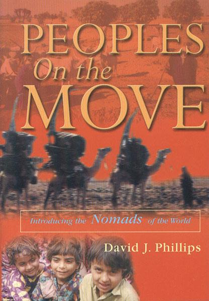 "Cover of the book ""Peoples On the Move: Introducing Nomads of the World"" at MissionBooks.org"