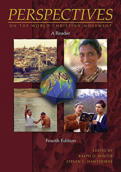 "Cover of the book ""Perspectives on the World Christian Movement - Reader, 4th Ed.: "" at MissionBooks.org"