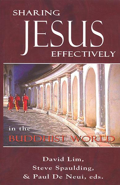 "Cover of the book ""Sharing Jesus Effectively in the Buddhist World (SEANET3): "" at MissionBooks.org"